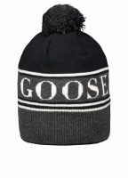 Canada Goose Pom Toque Hat - Black