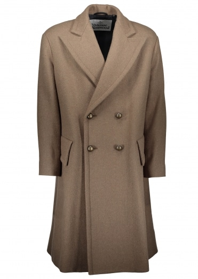 Vivienne Westwood Mens Prince Coat - Military Green