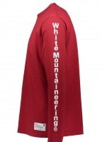 White Mountaineering Printed LS Tee - Red