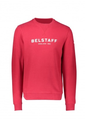 Belstaff 1924 Sweatshirt - Red