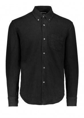 Our Legacy 1950's Oxford Shirt - Black