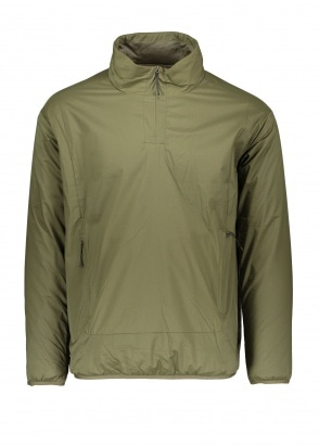 Snow Peak 2 L Octa Insulated Pullover - Olive