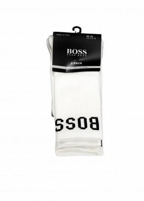 Hugo Boss 2P RS Sport CC 100 White 5/8.5