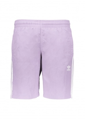 adidas Originals Apparel 3 Stripes Swim - Purple