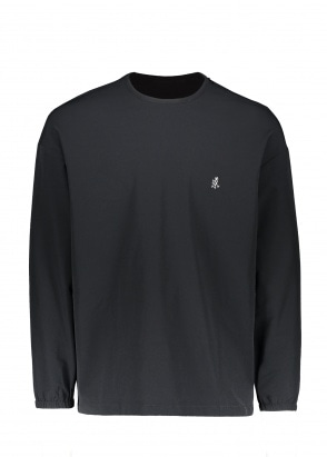 Gramicci  4 Way Long Sleeve Tee - Black