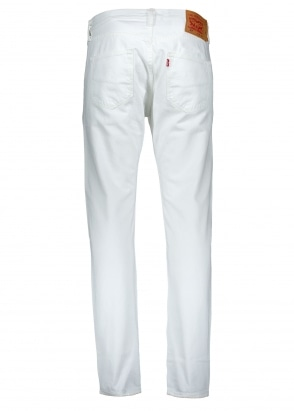 Levi's Red Tab 501 Original Fit Jeans - Optic White
