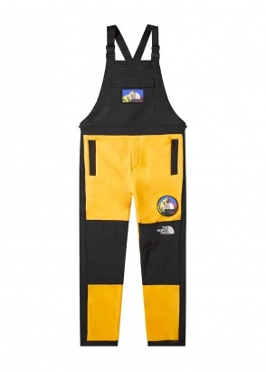 The North Face 7 Summits Fleece Suit - Yellow