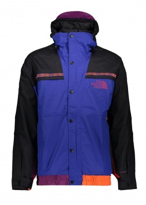 The North Face 92 Rto Rage Rain Jacket - Aztec Blue