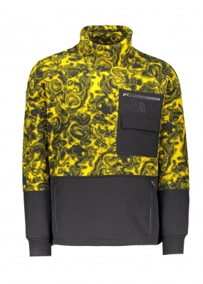 The North Face 94 Rage Fleece Pullover - Leopard