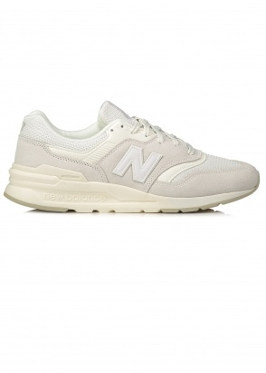 New Balance  997 Trainers - Cream