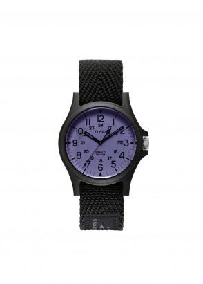 Timex Acadia Black/White/Purple One