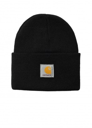 Carhartt WIP Acrylic Watch Hat - Black