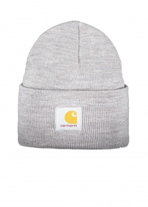 Carhartt WIP Acrylic Watch Hat - Grey Heather