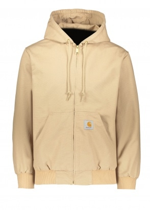 Carhartt WIP Active Jacket Dearborn Canvas - Dusty H Brown