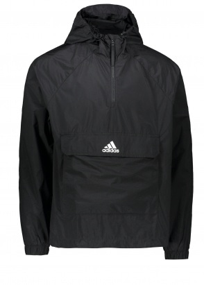 adidas Originals Apparel Anorak Wind Breaker - Black