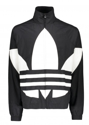 adidas Originals Apparel BG Trefoil Track Top - Black