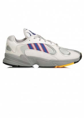 adidas Originals Footwear Yung-1 'Console' - Grey / Royal