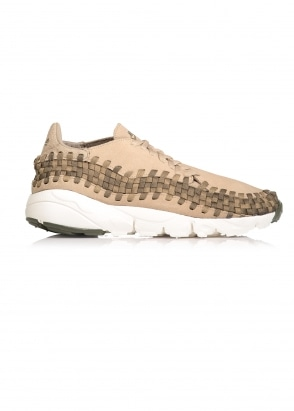 Nike Footwear Air Footscape Woven NM - Khaki