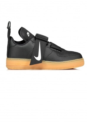 Nike Footwear Air Force One Utility - Black / White