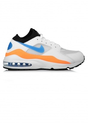 Nike Footwear Air Max 93 - White / Orange