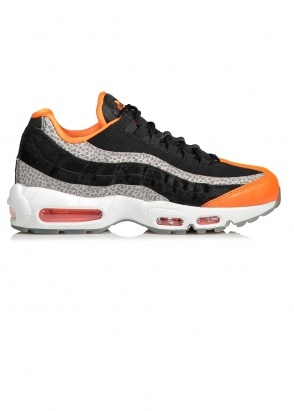 Nike Footwear Air Max 95 - Black / Orange