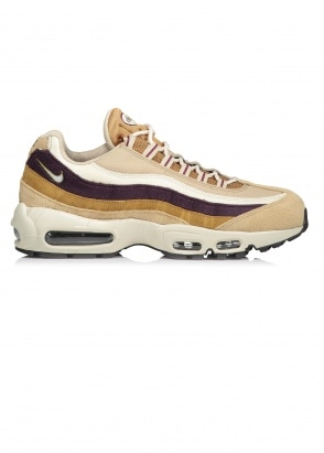 Nike Footwear Air Max 95 PRM - Desert / Royal