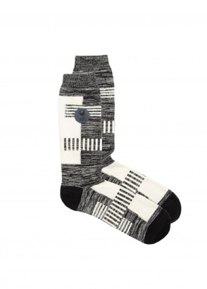 Folk Alber Socks Black