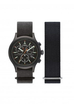Timex Allied Chrono - Black