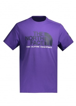 The North Face Alpine 2 T-Shirt Peak - Purple