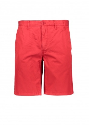 Norse Projects Aros Light Twill Shorts - Askja Red