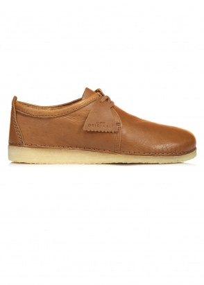 Clarks Originals Ashton Leather - Cola