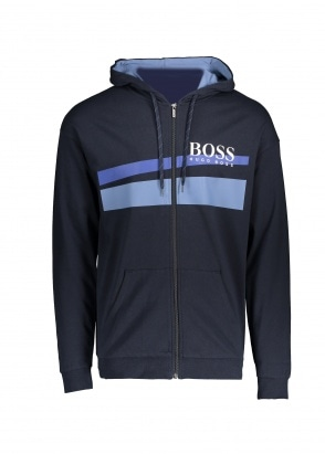 BOSS Bodywear Authentic Jacket H 403 - Dark Blue