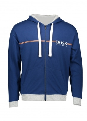 BOSS Bodywear Authentic Jacket H 438 - Bright Blue