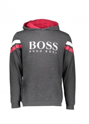 BOSS Bodywear Authentic Sweatshirt 039 - Medium Grey