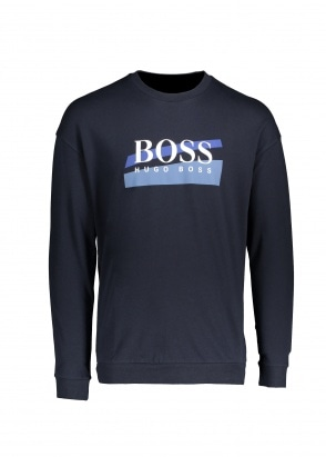 Boss Authentic Sweatshirt 403 - Dark Blue