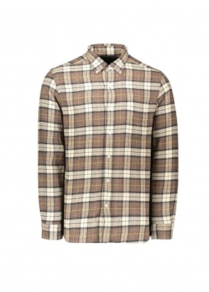 Beams Plus B.D Flannel Check Shirt - Big Check