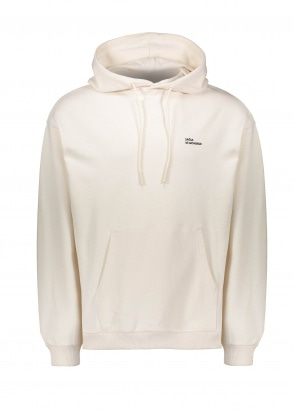Drôle de Monsieur Balcony Graphic Hoodie - Off White