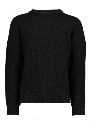 Our Legacy Base Roundneck - Black