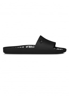 Vivienne Westwood Mens Beach Slide 19 - Black Orb