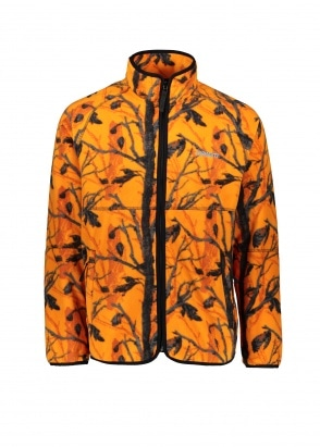 Carhartt WIP Beaufort Jacket - Camo Tree / Orange