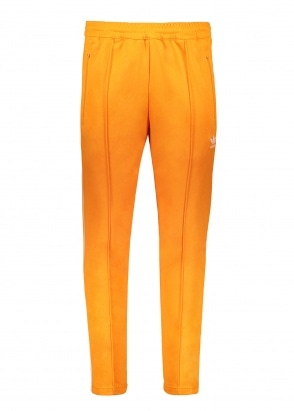 Adidas Originals Apparel Beckenbauer Track Pants - Orange