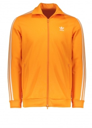 adidas Originals Apparel Beckenbauer Track Top - Orange
