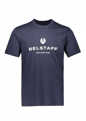 Belstaff 1924 T-Shirt - Dark Ink