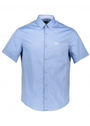 Boss Biadia R Shirt - Bright Blue