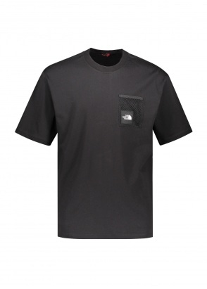 The North Face Black Box Cut Tee - Black