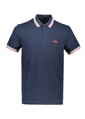 Boss Paddy Polo - Navy