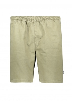 Stussy Brushed Beach Short - Olive