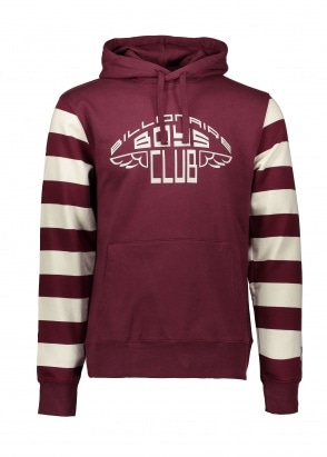 Billionaire Boys Club Built For The Future Hood - Burgundy