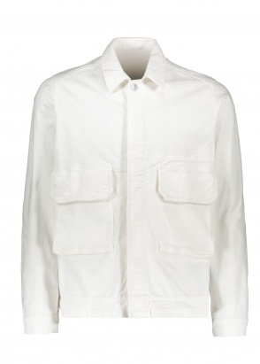 NN07 Burke Jacket - White