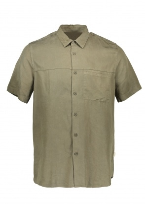 Folk Burner Shirt - Olive
